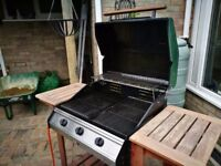 FIREFLY GAS BBQ