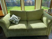 2 x 2 seater sofa beds £400 each ONO