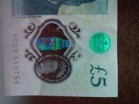 AC02 £5 note