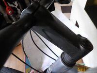 "large work-horse bike extra-light alminium Giant Rincon 23"" frame"
