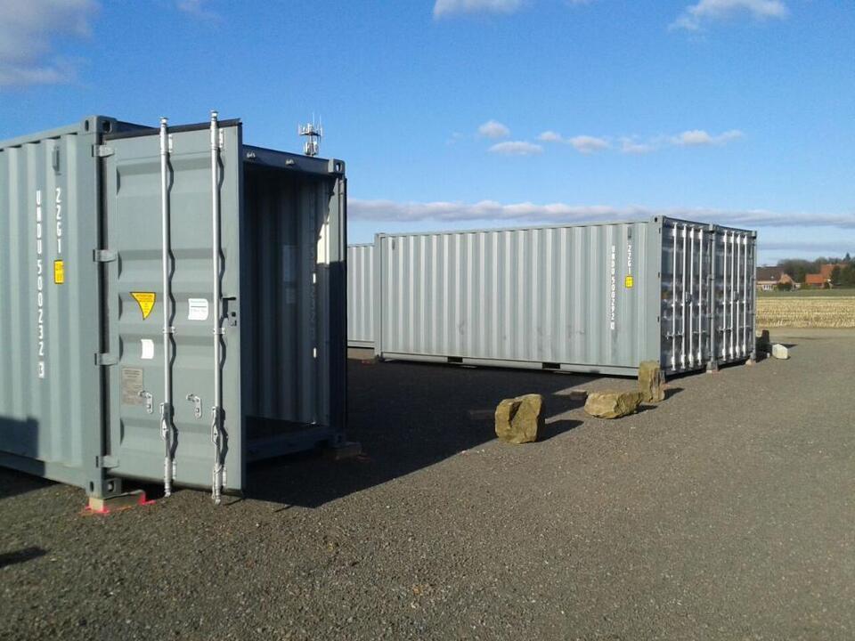 Self Storage / Lagercontainer / Garagen / Stellplatz / Lagerraum in Niedersachsen - Stadthagen