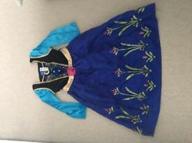 Disney Anna dress