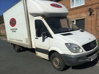 Mercedes Benz sprinter Luton box van 2010 60 313 cdi automatic gearbox box problems spares repairs