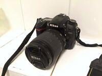 Nikon D7000 in full working condition 18-105mm lens digital camera