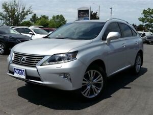 2013 Lexus RX 350 NAVIGATION--SUNROOF--HEATED AND COOLED SEATS