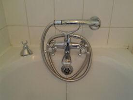 Bath shower mixer tap