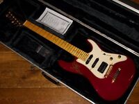 Valley Arts California Pro USA Stratocaster model 7MS