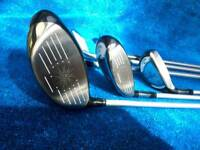 Callaway Solaire Gems 💎 Graphite Golf Clubs
