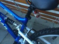 Apollo mountain bike as new ideal xmas present