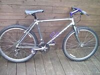 ADULT MARIN PALISADES TRAIL MOUNTAIN BIKE WITH 21 GEARS,