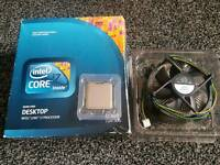 Core i7 920 SLBEJ D0 stepping quad core 2.67Ghz with Intel heatsink