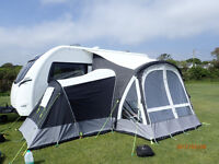 INFLATABLE PORCH AWNING kampa 280