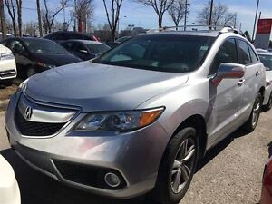2014 Acura RDX TECH PACK | NAVI | LEATHER | PUSH START | SUNROOF