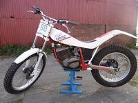 FANTIC 305 Trials Bike