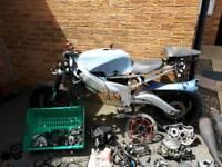 Aprilia rs125 parts/spares