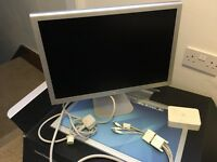 "Apple 20"" Widescreen Cinema Display"