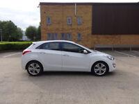 Hyundai i30 Crdi Premium 5dr Manual Diesel 0% FINANCE AVAILABLE
