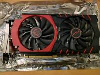 MSI GeForce GTX 960 Twin Frozr 2GB Graphics Card