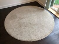 Ikea Circular Rug