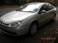CITROEN HDI C5 1560 CC {LOW MILES}OPEN TO OFFERS MINT FULL HISTORY