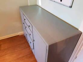 Sideboard up cycled