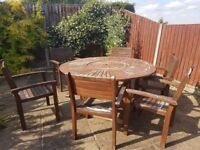 Free Garden Furniture for anybody willing to collect