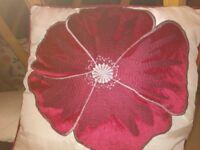 Cushion set of 4 cushions