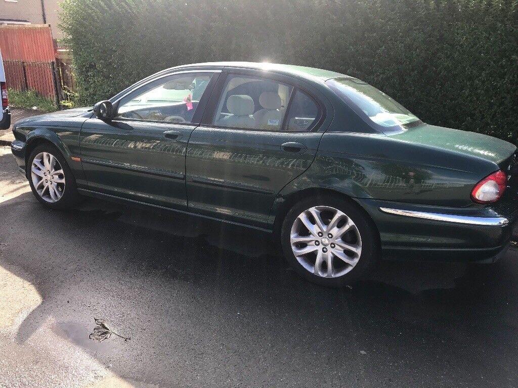 Low Miles 2003 X Type Jaguar In Govan Glasgow Gumtree