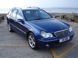 Mercedes C220 CDi Avantgarde Diesel Estate