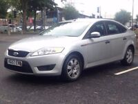 FORD MONDEO EDGE 2008(57)*12 MONTH MOT*LOW MILES*F.S.H*1 OWNER CAR*SILVER*MANUAL*PX WELCOME*DELIVERY