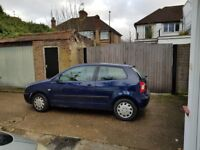 ** 2004 VOLKSWAGEN POLO E (55). PETROL. 3 DOOR. LOW MILEAGE & RUNNING COSTS.
