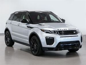 2016 Land Rover Range Rover Evoque HSE DYNAMIC CERTIFIED 6/160 @