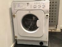 Indesit Integrated Washing Machine IWME126 6kg