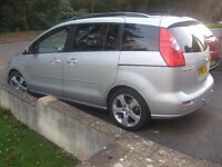 2007 MAZDA SPORT MPV DIESEL 6SPEED 7 SEATER YEARS MOT HISTORY POSS/PART X