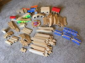 Thomas the Tank Engine LARGE BUNDLE wonderful excellent condition, would cost well over £300 new!