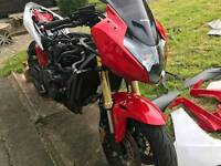 CBR 600 F 2011 breaking for parts