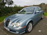 Jaguar stype v8 automatic