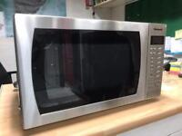 //(%)\ PANASONIC MICROWAVE COMBINATION COOKER WITH 6 MONTHS GUARANTEE