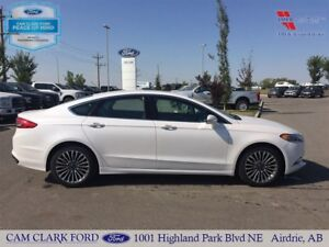 2017 Ford Fusion SE Leather EcoBoost AWD