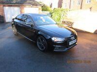Audi A4 SE 2.0 TDi ( 2013/63 plate FSH 43k ) A4 SE 2.0 TDi S-line lookalike Mint, 63 plate