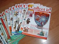 Collect It! Magazines
