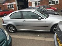 Bmw 318 compact m sport with years mot