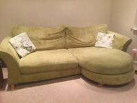 DFS corner sofa - selling due to house move
