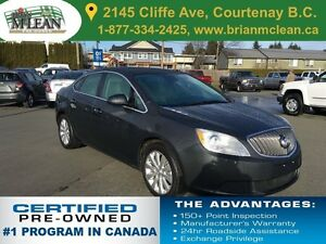 2014 Buick Verano CX Accident Free