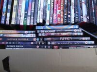 DVD's/Video's and CD's