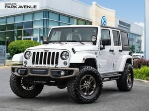 2016 Jeep Wrangler Unlimited Sahara PACK 75TH ANNIVERSARY
