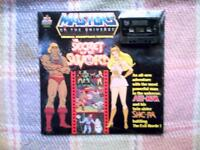 Masters of the Universe: Secret of the Sword-He Man / She Ra-Kid