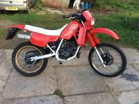 HONDA MTX 125, FULL MOT, 1985, (C REG) 2 STROKE TRIALS BIKE/ENDURO. CAN DELIVER. XR CR TS KMX DTR XT