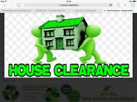 House/business/garage clearances FREE OF CHARGE. Fast reliable service. Clear out old junk