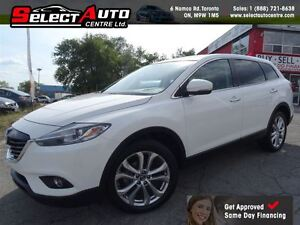 2013 Mazda CX-9 GT*BLIND SPOT*AWD*LEATHER*